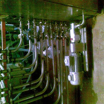 优科凸轮泵产品应用
